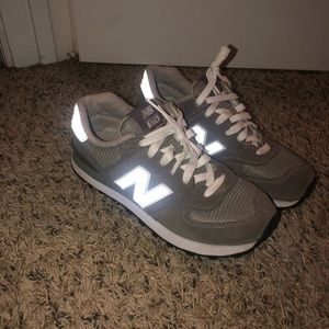 Grey new balances